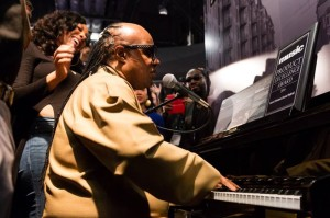 Stevie Wonder Casio Celviano Grand Hybrid
