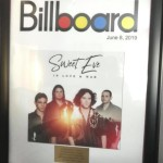 Sweet Eve Billboard cover